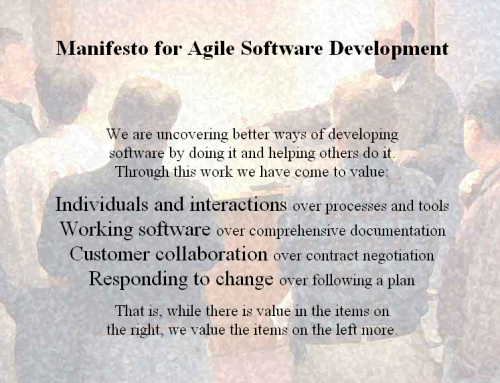 Death of agile – Intro