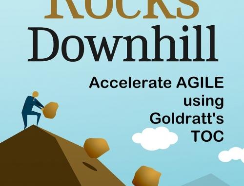 Rolling Rocks Downhill
